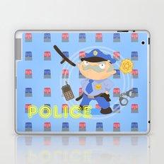 Police Laptop & iPad Skin