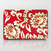 Tropical Eggnog Punch iPad Case