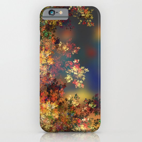 A Beautiful Summer Afternoon iPhone & iPod Case
