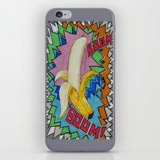 Banana Boom Boom! iPhone & iPod Skin