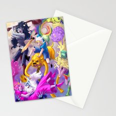 What time is it? Stationery Cards