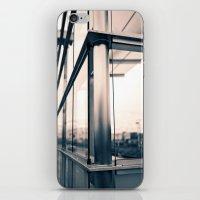 Urban Train Stop iPhone & iPod Skin