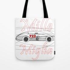 RennSport Speed Series: Mille Miglia Tote Bag