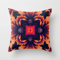 Mandala VIII Throw Pillow