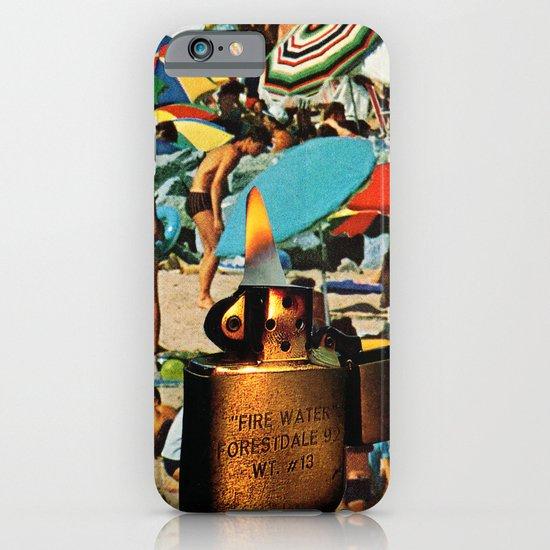 Sunburn iPhone & iPod Case