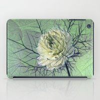 love-in-a-mist iPad Case