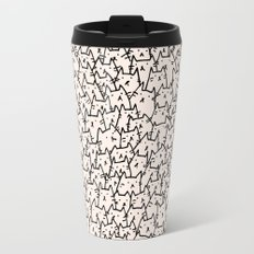 A Lot of Cats Travel Mug