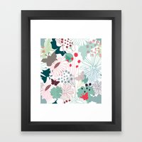 Wonderland Framed Art Print