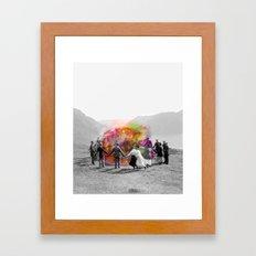 Conjurers Framed Art Print