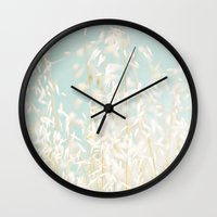 Splendor in the Grass Wall Clock