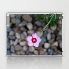 Purple Flower 2 Laptop & iPad Skin
