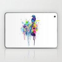 -In heaven- Laptop & iPad Skin