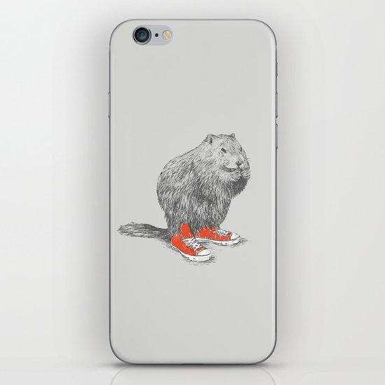 Woodchucks iPhone & iPod Skin