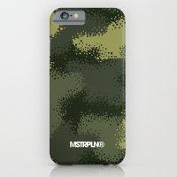 MPat Camouflage Pattern iPhone 6 Slim Case