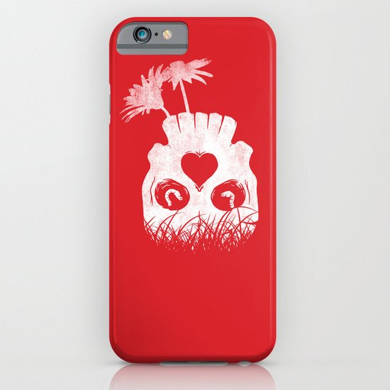 Love is where you find it iPhone & iPod Case