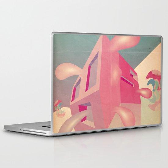 a r c h i t e t t u r a i m p a z z i t a Laptop & iPad Skin