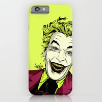 iPhone & iPod Case featuring Joker On You 2 by Vee Ladwa