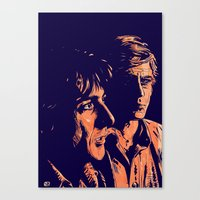 All The President's Men Canvas Print