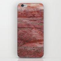 Desert Striations I iPhone & iPod Skin