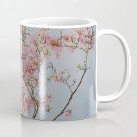 Pink Magnolias Mug