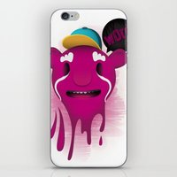 Word Up iPhone & iPod Skin