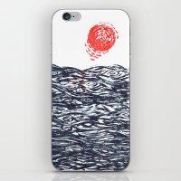 Sea Picture No. 5 iPhone & iPod Skin