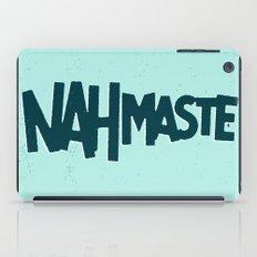 Nahmaste iPad Case
