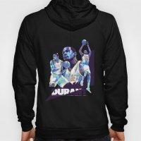 Kevin Durant NBA Illustr… Hoody