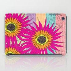 Flower Collage iPad Case