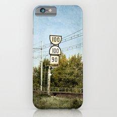 100 100 90 iPhone 6s Slim Case
