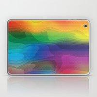Psychedelic Land Laptop & iPad Skin