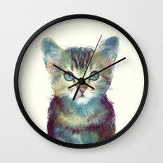 Cat // Aware Wall Clock