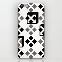 Graphic 2 iPhone & iPod Skin