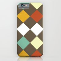 Checkers Fall iPhone 6 Slim Case