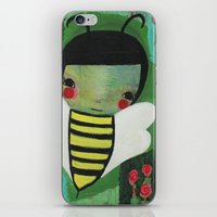Bea iPhone & iPod Skin