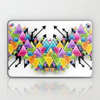 Vector Funk!  Laptop & iPad Skin