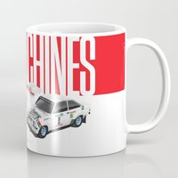 70's Machines Mug