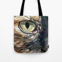 Stevie Cat Tote Bag