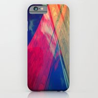 iPhone & iPod Case featuring Signs in the Sky Collection II- Pillars to the Sky by Orlando