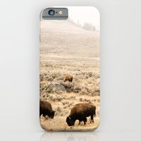 A Snow Storm Blowing In iPhone 6 Slim Case