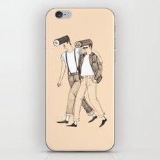 Roll bros iPhone & iPod Skin