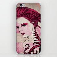 Ardea iPhone & iPod Skin