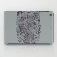 Polyphobic Vomit iPad Case