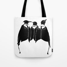All Dressed Up And Nowhere To Go Tote Bag