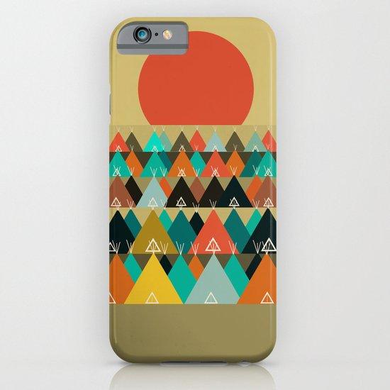 Tipi Moon iPhone & iPod Case