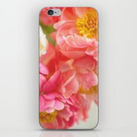 My Little Peonies iPhone & iPod Skin