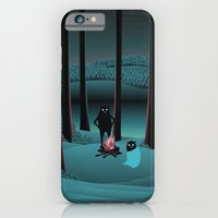 iPhone & iPod Case featuring Long Talks Short Nights by Martynas Pavilonis