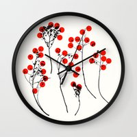 Love 1 Wall Clock