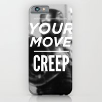 iPhone & iPod Case featuring Robocop Typography by Jessica Buie