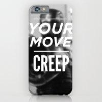 Robocop Typography iPhone 6 Slim Case